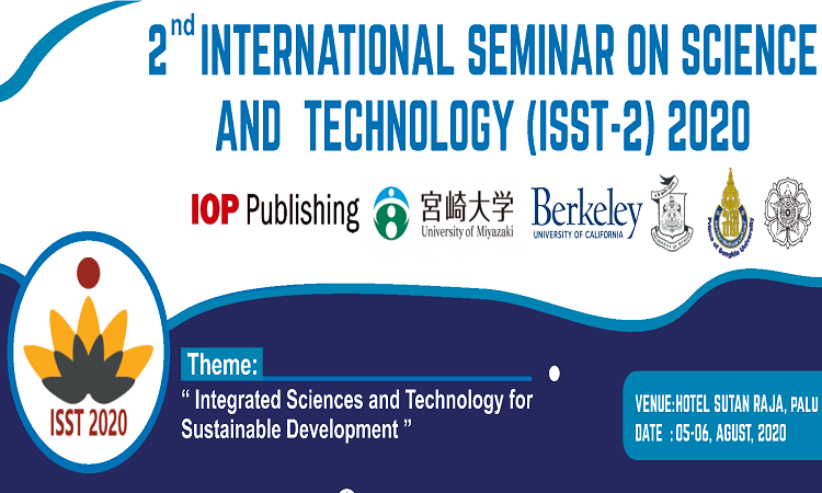International Seminar on Science and Technology (ISST-2) 2020