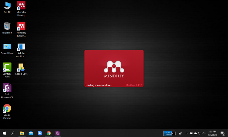 Mengenal Mendeley dan Proses Install di Windows