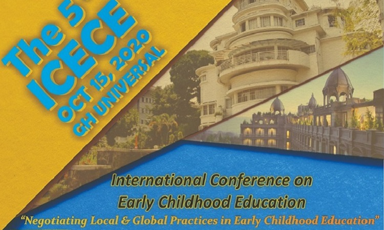 The 5th International Conference on Early Childhood Education Oktober 2020
