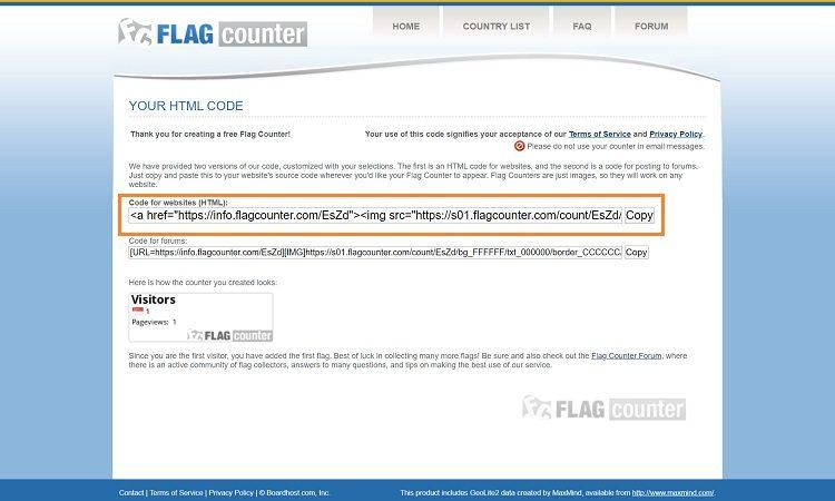 Cara Memasang Flagcounter dan Statcounter pada OJS Versi 3