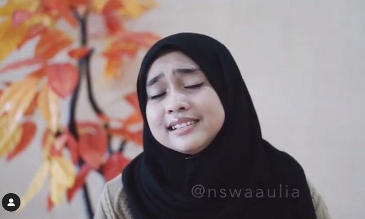 Profil Naswa Aulia Sabila Pelantun Sholawat Nabi