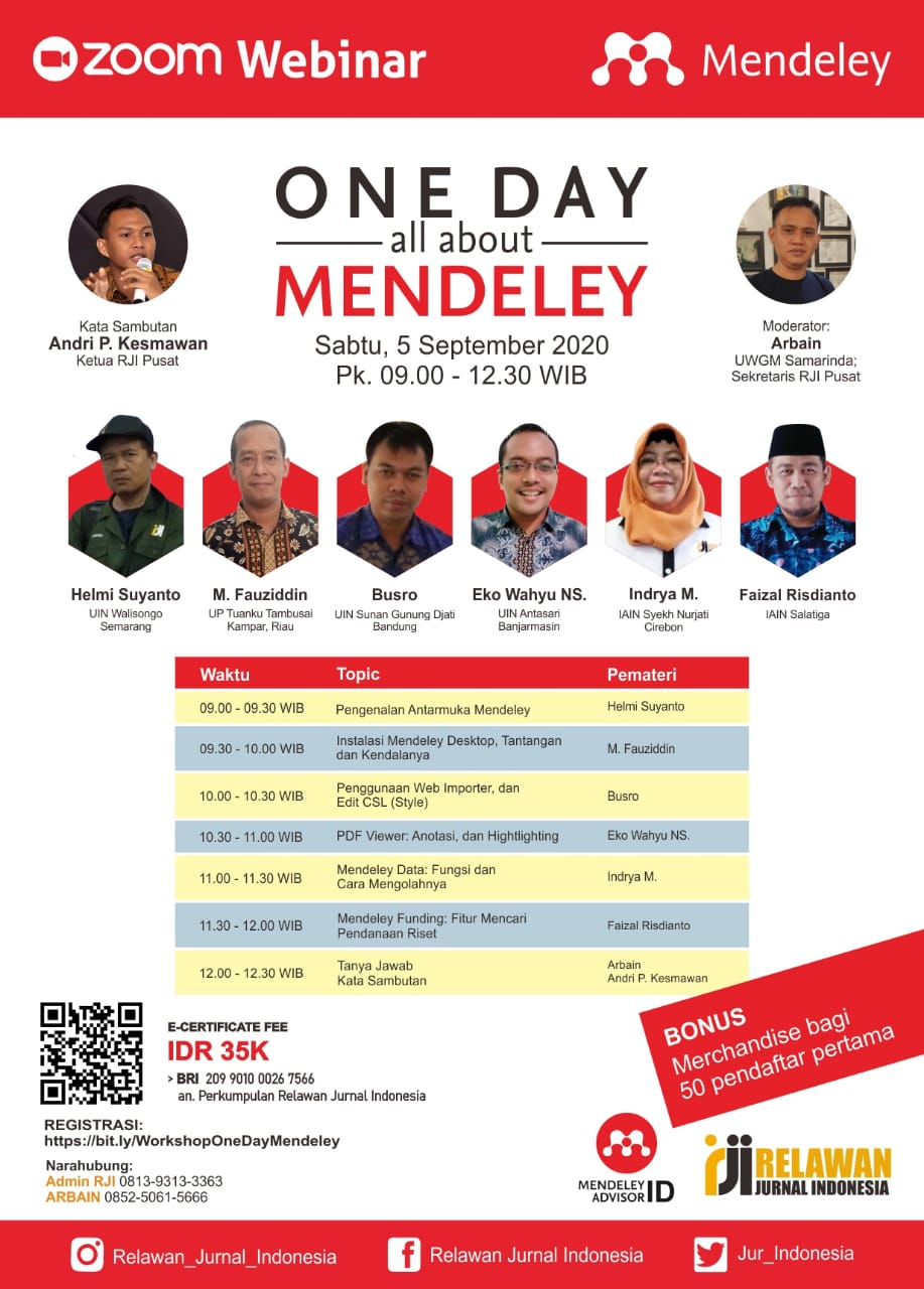 One Day All About Mendeley