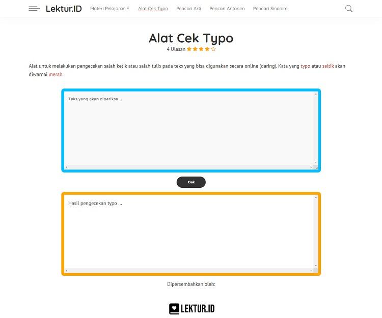 Alat-Cek-Typo-Saltik-Bahasa-Indonesia-Online-Lektur-ID