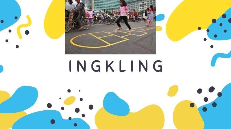 Ingkling, Permainan Tradisional Anak Jawa