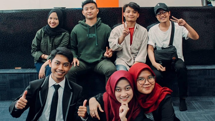 UIN Sunan Gunung Djati Bandung Juara I Debat di Unissula 2021