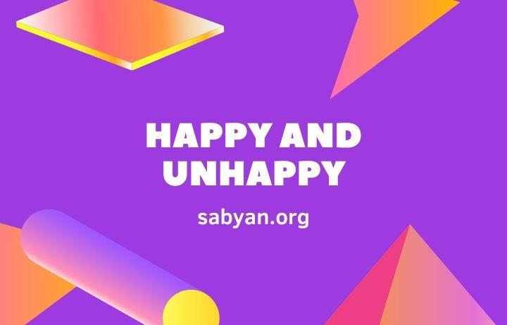 Periode Kebahagiaan dan Tidak Kebahagiaan Anak