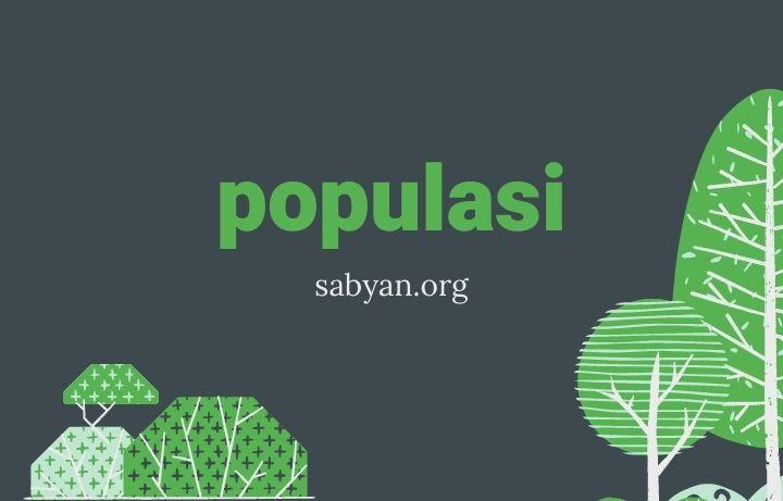 Populasi dalam Penelitian Ilmiah, Seperti Apa?