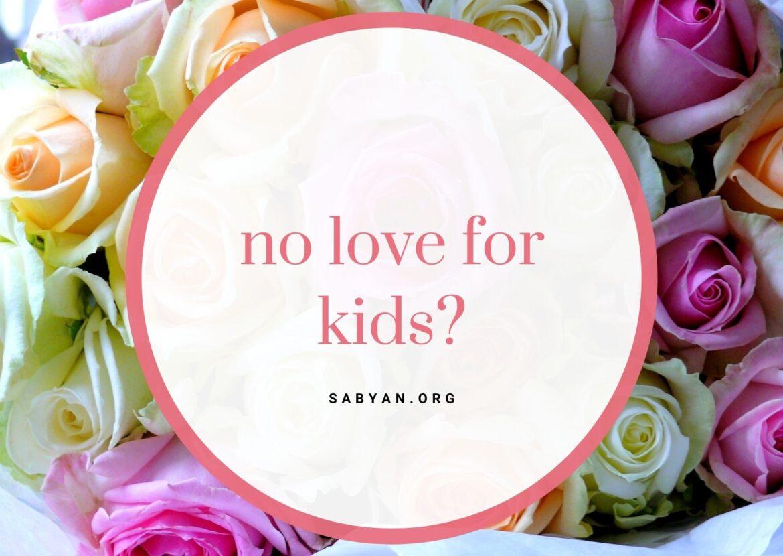 Dampak Keterlantaran Kasih Sayang pada Anak